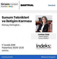 2018-Girişim Hareketi-İstanbul